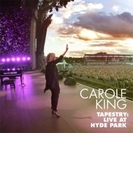 Tapestry: Live at Hyde Park (CD+DVD)【CD】