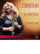 マルタ・アルゲリッチ&フレンズ/ライヴ・フロム・ルガーノ2016(3CD)【CD】 3枚組