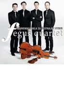 Fegus Q: Slovene String Quartet-parma, Stuhec, Fegus, Svete, Beran【CD】