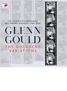 グレン・グールド/ ゴルトベルク変奏曲コンプリート・レコーディング・セッションズ1955(7CD+LP)【CD】 7枚組