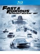 ワイルド・スピード オクタロジー Blu-ray SET <初回生産限定>【ブルーレイ】 8枚組