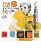 5 Original Albums (5CD)【CD】 5枚組