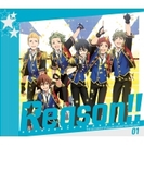 THE IDOLM@STER SideM ANIMATION PROJECT 01「Reason!!」【CDマキシ】 2枚組