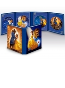 美女と野獣 MovieNEX コレクション [ブルーレイ+DVD](期間限定)【ブルーレイ】 2枚組