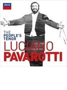 ルチアーノ・パヴァロッティ~ザ・ピープルズ・テナー(2CD)【CD】 2枚組
