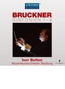 交響曲全集(第1番~第9番) アイヴァー・ボルトン&ザルツブルク・モーツァルテウム管弦楽団(9CD)【CD】 9枚組