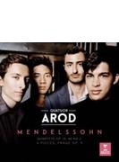String Quartet, 2, 4, 4 Pieces: Quatuor Arod +ist Es Wahr?: Crebassa(Ms)