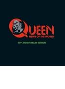 News Of The World: 世界に捧ぐ 【40周年記念スーパー・デラックス・エディション】 (3SHM-CD+LP+DVD)【SHM-CD】 4枚組