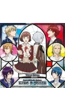 KING&QUEEN  劇場版「Dance with Devils-Fortuna-」主題歌