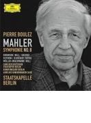 交響曲第8番『千人の交響曲』 ピエール・ブーレーズ&シュターツカペレ・ベルリン(2CD)【SHM-CD】 2枚組