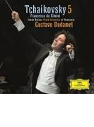 交響曲第5番、『フランチェスカ・ダ・リミニ』 グスターボ・ドゥダメル&シモン・ボリバル・ユース・オーケストラ【SHM-CD】