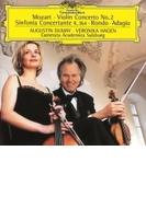 協奏交響曲、ヴァイオリン協奏曲第2番、他 オーギュスタン・デュメイ、ヴェロニカ・ハーゲン、ザルツブルク・カメラータ・アカデミカ【SHM-CD】