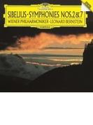 交響曲第2番、第7番 レナード・バーンスタイン&ウィーン・フィル【SHM-CD】