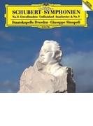 交響曲第8番『未完成』、第9番『グレート』 ジュゼッペ・シノーポリ&シュターツカペレ・ドレスデン【SHM-CD】