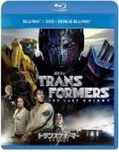 トランスフォーマー/最後の騎士王 ブルーレイ+DVD+特典ブルーレイ【初回限定生産】【ブルーレイ】 2枚組