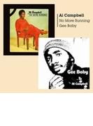 Gee Baby / No More Running【CD】