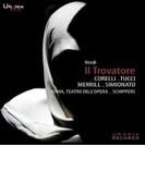 Il Trovatore: Schippers / Rome Opera F.corelli Tucci Simionato Merrill【CD】 2枚組