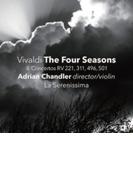 四季(チャンドラー版)、他 エイドリアン・チャンドラー、ラ・セレニッシマ(特別価格限定盤)【CD】