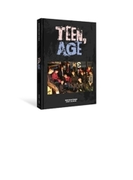 2nd ALBUM: TEEN, AGE 【RS Ver.】【CD】