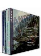 チェロ・ソナタ集、ファゴットによる協奏曲集、『四季』、他 ロエル・ディールティエンス、フランス・ロベルト・ベルクホウト、ロドルフォ・リヒター(4CD)