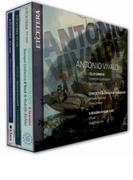 チェロ・ソナタ集、ファゴットによる協奏曲集、『四季』、他 ロエル・ディールティエンス、フランス・ロベルト・ベルクホウト、ロドルフォ・リヒター(4CD)【CD】 4枚組