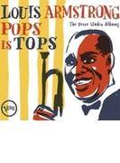 Pops Is Tops: The Verve Studio Albums (4CD)【CD】 4枚組