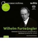 ベートーヴェン:交響曲第3番『英雄』、シューマン:交響曲第4番、『マンフレッド』序曲 ヴィルヘルム・フルトヴェングラー&ルツェルン祝祭管弦楽団(1953)(2SACD)【SACD】 2枚組