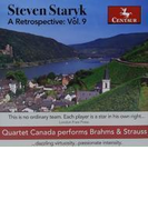 Piano Quartet, 1, : Quartet Canada Staryk +r.strauss: Piano Quartet【CD】