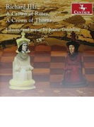 Richard 3-a Crown Of Roses, A Crown Of Thorns: Clyabrook Smittle(S) L.jones(Tp) S.dickinson(P)【CD】