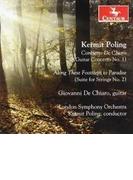 Orch.works: Poling / Lso De Chiaro(G)【CD】