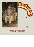 Redman International Dancehall 1985-1989【CD】
