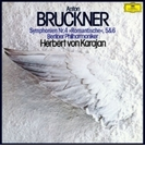 交響曲第4番『ロマンティック』、第5番、第6番 ヘルベルト・フォン・カラヤン&ベルリン・フィル(1975-79)(3SACD)(シングルレイヤー)【SACD】 3枚組