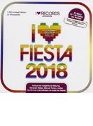 I Love Fiesta 2018【CD】