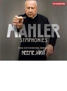 交響曲集 ネーメ・ヤルヴィ&ロイヤル・スコティッシュ・ナショナル管弦楽団(6CD)【CD】 6枚組