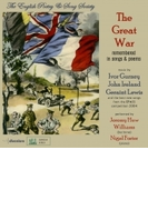 The Great War-remembered In Songs & Poems: Jeremy Huw Williams(Br) Nigel Foster(P)【CD】