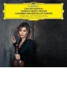 ヴァイオリン協奏曲第1番、第2番 リサ・バティアシュヴィリ、ヤニク・ネゼ=セガン&ヨーロッパ室内管弦楽団【SHM-CD】