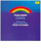 交響曲第5番、亡き子をしのぶ歌 ヘルベルト・フォン・カラヤン&ベルリン・フィル、クリスタ・ルートヴィヒ(シングルレイヤー)【SACD】