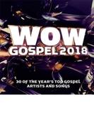 Wow Gospel 2018【CD】 2枚組
