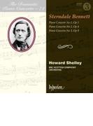 ピアノ協奏曲第1番、第2番、第3番 ハワード・シェリー、BBCスコティッシュ交響楽団【CD】