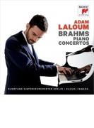 ピアノ協奏曲第1番、第2番 アダム・ラルーム、山田和樹&ベルリン放送交響楽団(2CD)【CD】 2枚組