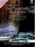 『さまよえるオランダ人』全曲 オッレ演出、パブロ・エラス=カサド&マドリード王立歌劇場、サミュエル・ユン、インゲラ・ブリンベルイ、他(2016 ステレオ)(+DVD)【ブルーレイ】