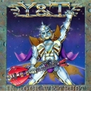 In Rock We Trust + 1 (Ltd)【CD】