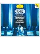 『パルジファル』全曲 ヘルベルト・フォン・カラヤン&ベルリン・フィル、ペーター・ホフマン、クルト・モル、他(1979-80 ステレオ)(4CD)【Hi Quality CD】 4枚組