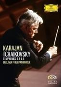 交響曲第4番、第5番、第6番『悲愴』 ヘルベルト・フォン・カラヤン&ベルリン・フィル(1973)【DVD】