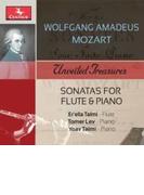 (Flute & Piano)piano Quintet, Quartet, 1, Kegelstatt Trioviolin Sonata, 28, : E.talmi(Fl) Y.talmi T.lev(P)【CD】