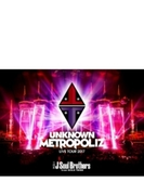 "三代目 J Soul Brothers LIVE TOUR 2017 ""UNKNOWN METROPOLIZ"" 【初回生産限定盤】"