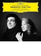Prokofiev For Two: Argerich Babayan(P)【SHM-CD】