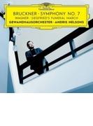 ブルックナー:交響曲第7番、ワーグナー:ジークフリートの葬送行進曲 アンドリス・ネルソンス&ゲヴァントハウス管弦楽団【SHM-CD】