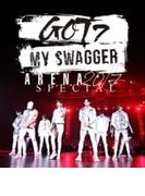 "GOT7 ARENA SPECIAL 2017 ""MY SWAGGER"" in 国立代々木競技場第一体育館 【通常盤】 (DVD)【DVD】"