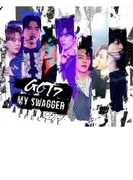 """GOT7 ARENA SPECIAL 2017 """"MY SWAGGER"""" in 国立代々木競技場第一体育館 【完全生産限定盤】 (Blu-ray+DVD)【ブルーレイ】"""